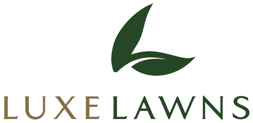 logo luxe lawns footer